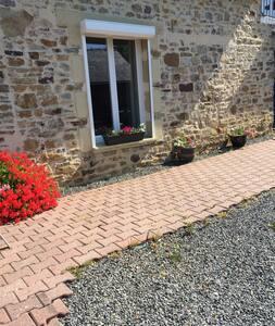 Peaceful, private gîte in beautiful Brittany