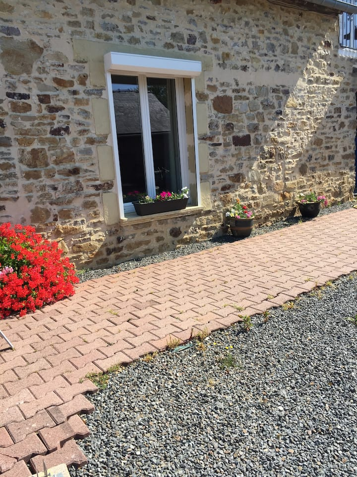 Peaceful, private gîte in beautiful Brittany