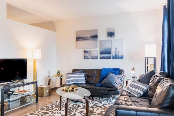 Classic 1BR Apartment in Seattle