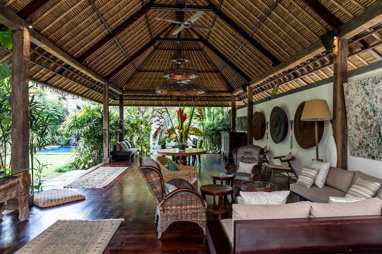Luxury beachside villa in Sanur, Villa Penjor Bali - Villas for Rent ...