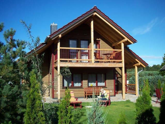 FerienHaus komfortabel mit Infrarotkabine und Garten - Zempin (Seebad)