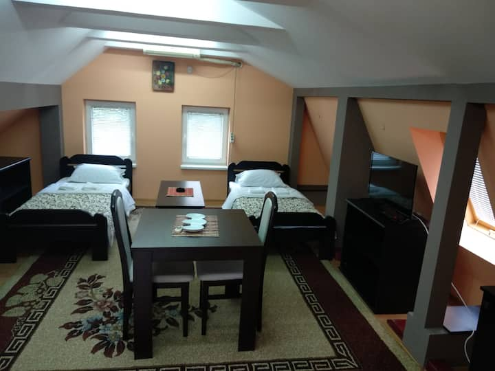 Niš  Studo Apartment 3 min walk from city centre