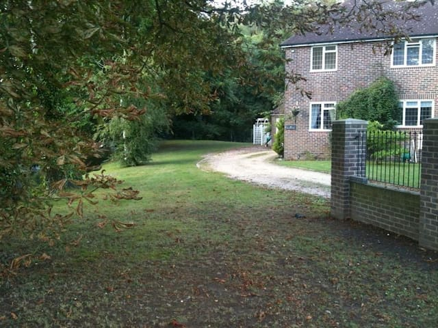 Beautiful property with River frontage