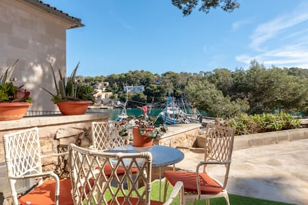 Fantastic price The viewpoint of Cala Figuera Port