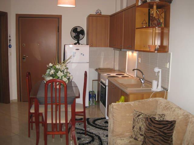 ΔΙΑΜΕΡΙΣΜΑ ΣΤΗΝ Ν.ΚΑΛΛΙΚΡΑΤΕΙΑ - Galatsi - Apartemen