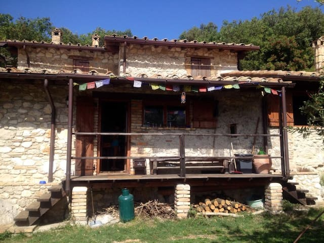 Country House in Wood - Roccantica