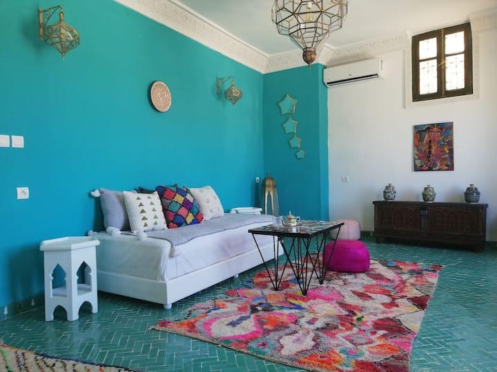 Luxueux appartement vue EXCEPTIONNELLE Medina!