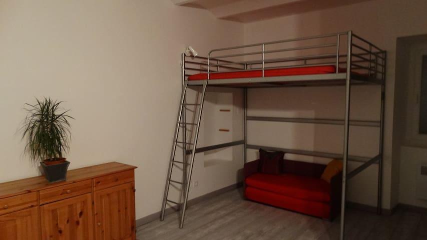 comme chez soi - Saint-Martin-de-Valgalgues - Apartamento