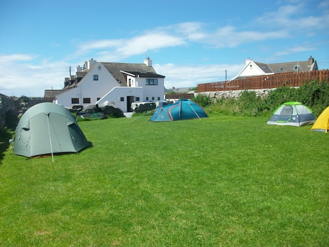 Aille River Hostel Camping, Doolin (Campsite)