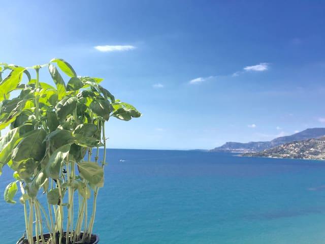 Beach House Ventimiglia Calandre - Ventimiglia - Wohnung
