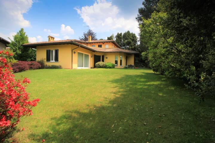 Villa signorile vicino al Lago Maggiore