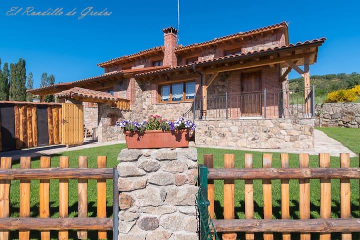 Casas Rurales El Rondillo de Gredos I  y II