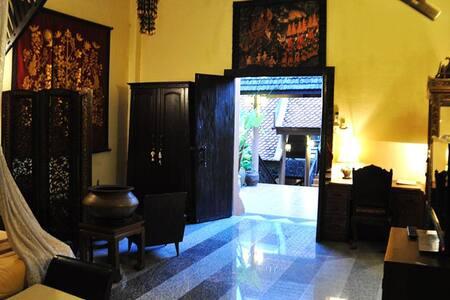 Beautiful double bedroom in Sukhothai - Apartament