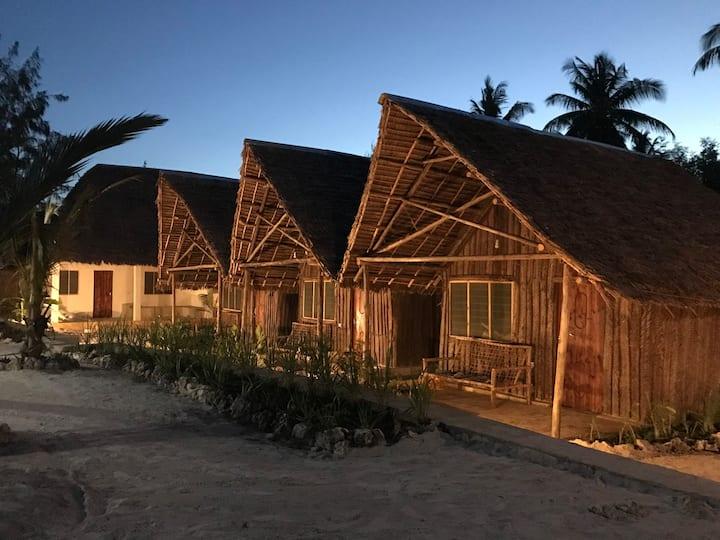 Summer Beach Paje - rooms at beachfront