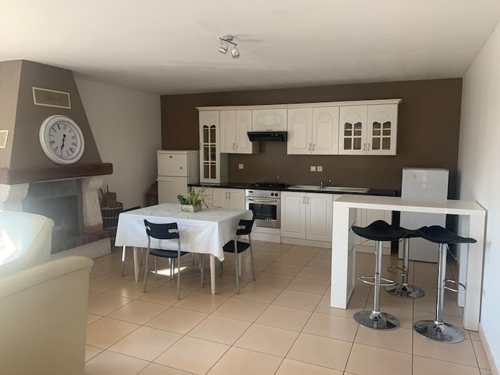 SWEET HOME close to Puy du Fou (7minutes)
