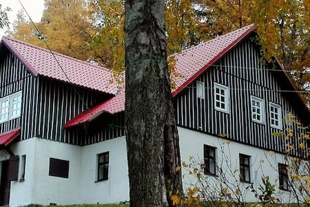 Spacious house in mountains (minimum 4 persons). - Vítkovice