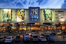 SM City Cebu - 3.8km around 18mins away