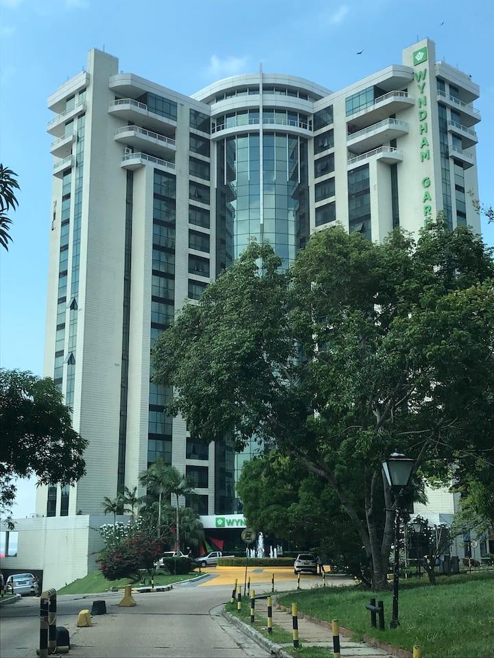 Flat na melhor localização de Manaus.