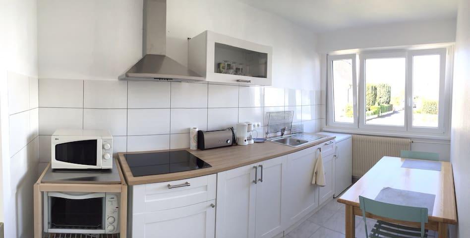 Studio meublė proche centre ville - Colmar - Appartement en résidence
