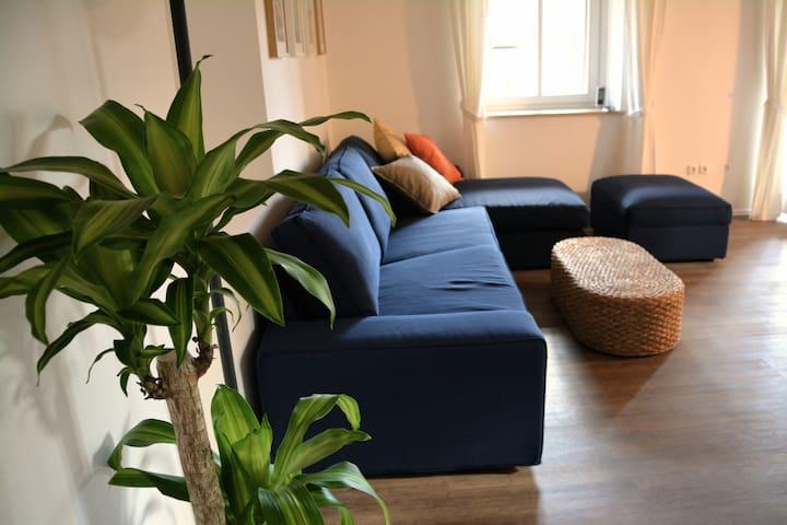 Wohnung für 4 (- 6)  in Berchtesgaden