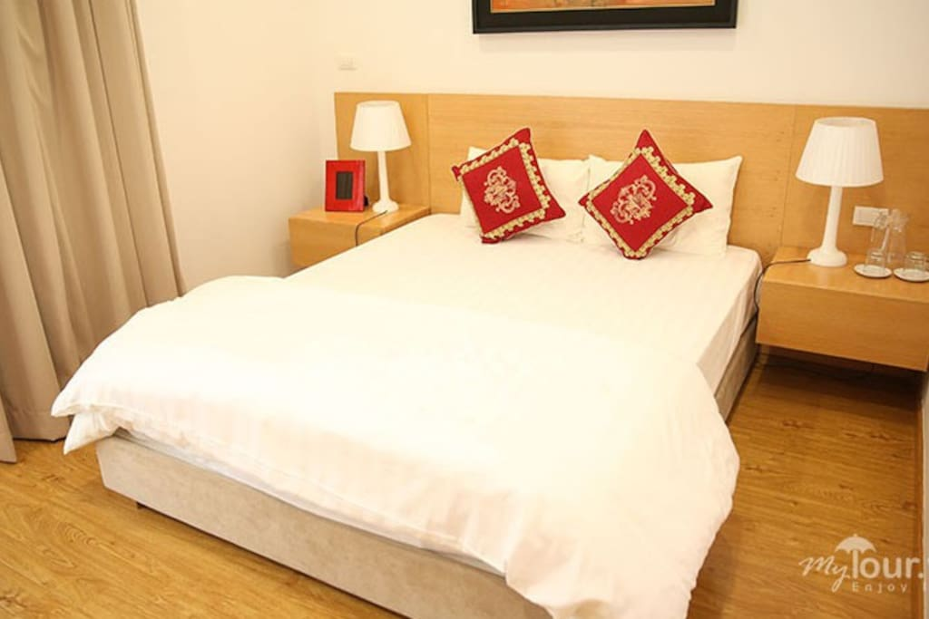 1BR Apartment- Bedroom