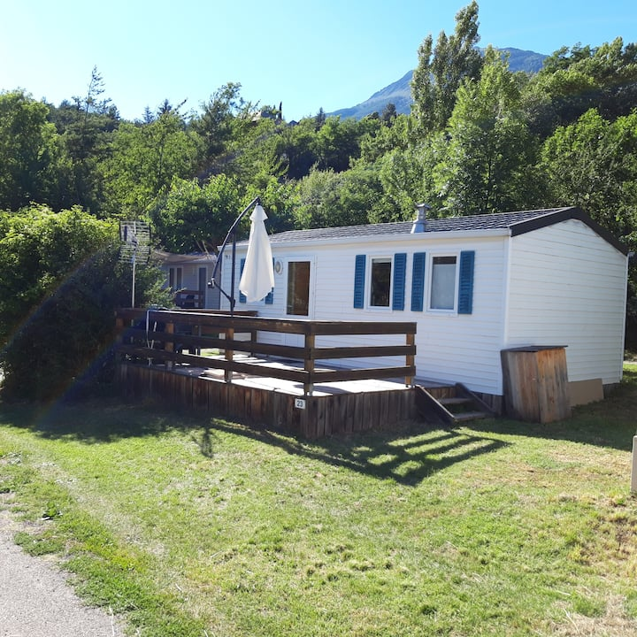 Mobil-home Embrun