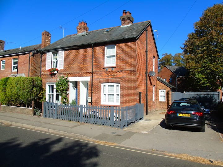 Beautiful Winchester Cottage - 10 min to City