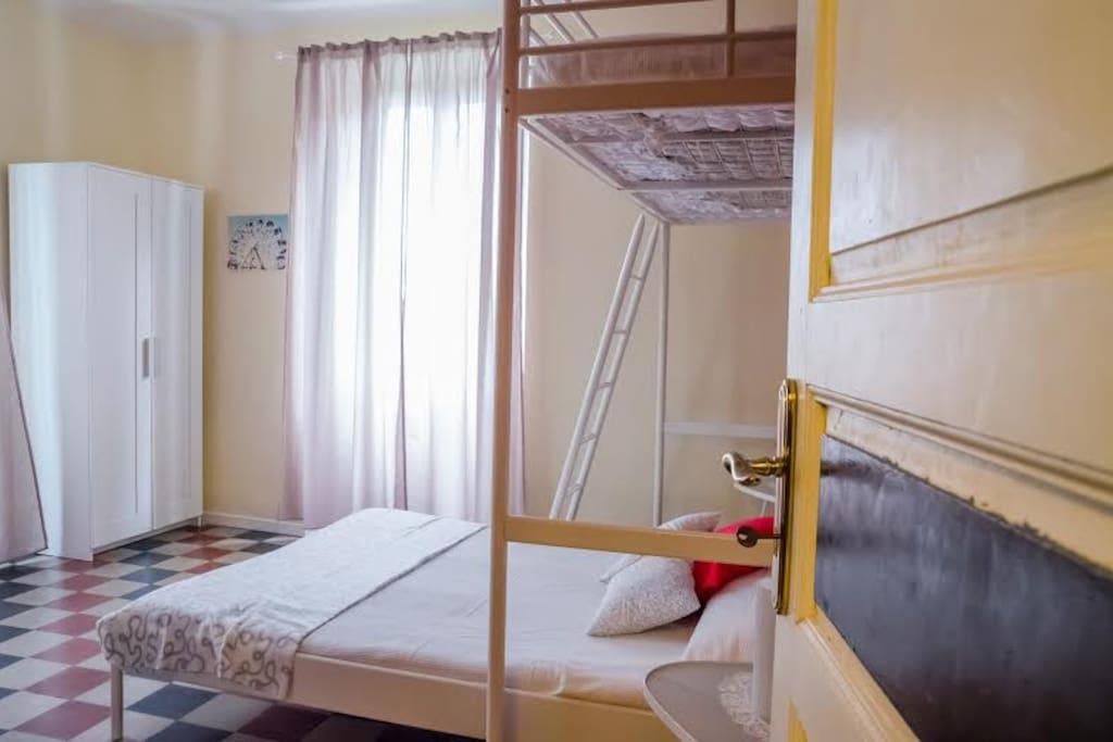 Tempesta room