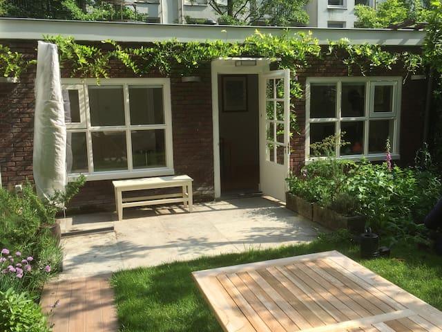Studio dans paradis vert à proximité de Vondelpark