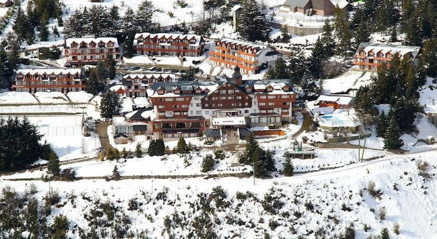 *NEW* Tiempo Compartido en Cerro Catedral - San Carlos de Bariloche - Apartment