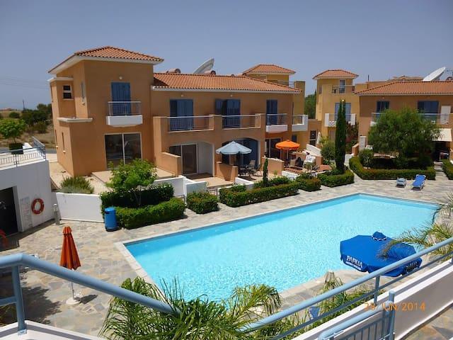 Anarita Heaven - Townhouse nr to Paphos Airport - Anarita - 一軒家