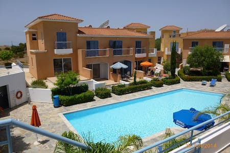 Anarita Heaven - Townhouse nr to Paphos Airport - Anarita