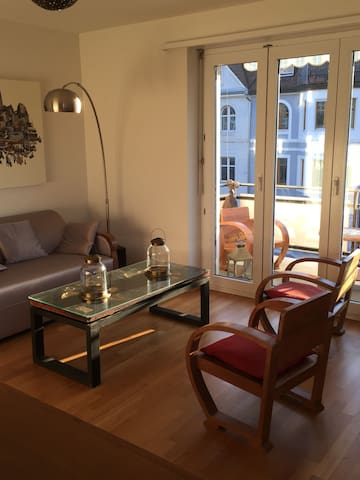 Beautiful 2 bedroom flat to enjoy best of Basel