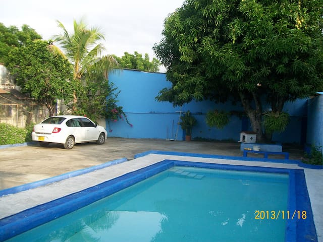 Tocaima panorámica, apartaestudio - Tocaima - House