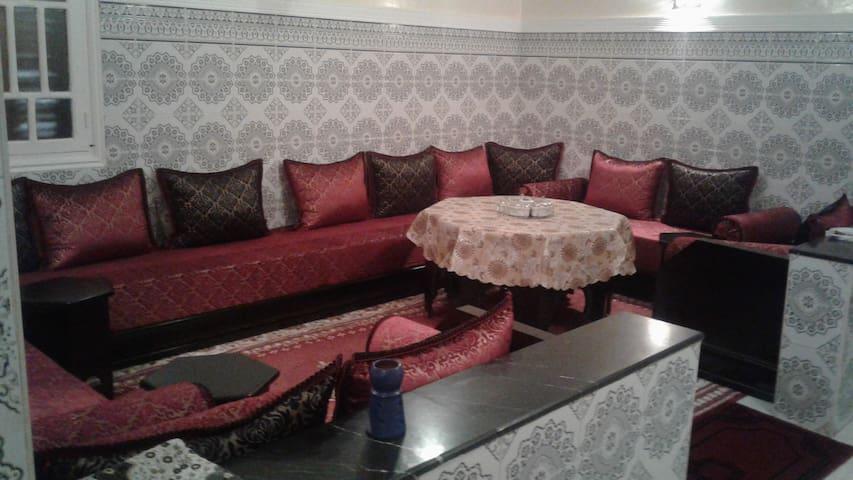 appartement Hajar - Marrakech - Appartement