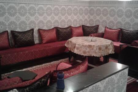 appartement Hajar - Marrakesh