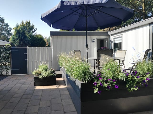 Dream chalet for vacationers in Putten