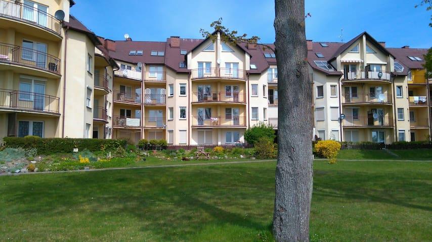 Apartament Dziwnów - malowniczy widok - Dziwnów