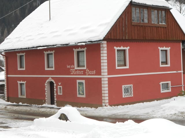 Das alte Mesnerhaus (Mesner Klaus)
