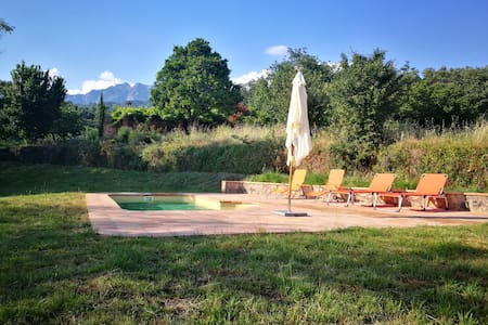 Delightful cottage Prado Lobero with private pool