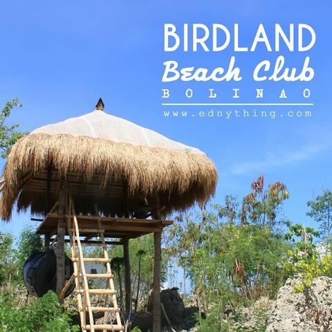 Birdland Beach Club Miles Davis Tower