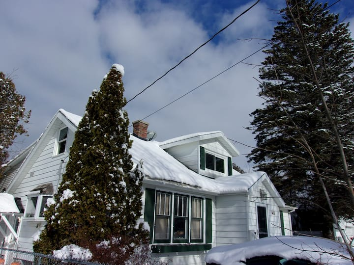 Petoskey new vacation home