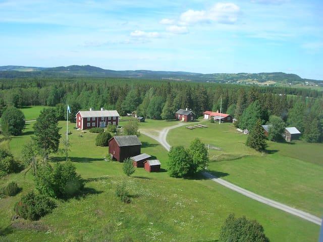 Bo på Offerdals Hembygdsgård