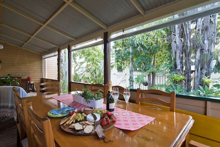 Central Byron Cottage - Byron Bay - House
