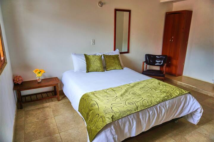 Cozy room in Villa de Leyva