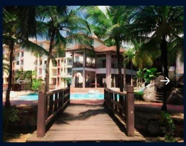 Holiday Apartment @ PD Perdana Condo Resort 2-3Pax