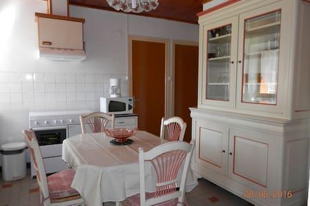 maison au coeur des Alpes - Valbonnais - Ev