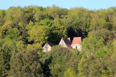 maison du roc séjour charme et tranquilité - Sarlat-la-Canéda - Casa