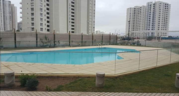 Apartamento en La Serena a pasos Enjoy Coquimbo