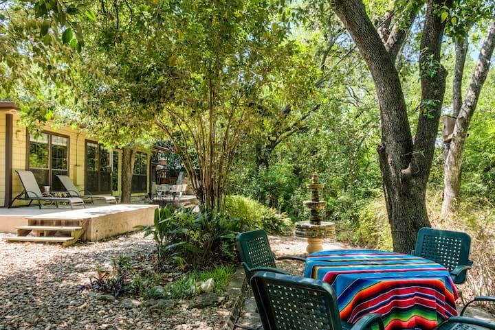1 Bdr Guest Apartment Private Creekside Retreat